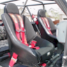 PRP Competition High Back Bucket Seats