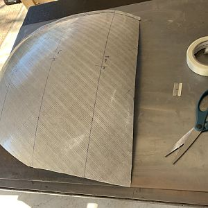 Fiberglass Top Layer